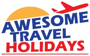 Awesome Travel Holidays logo